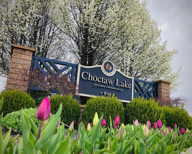 Choctaw Lake Lodge rental