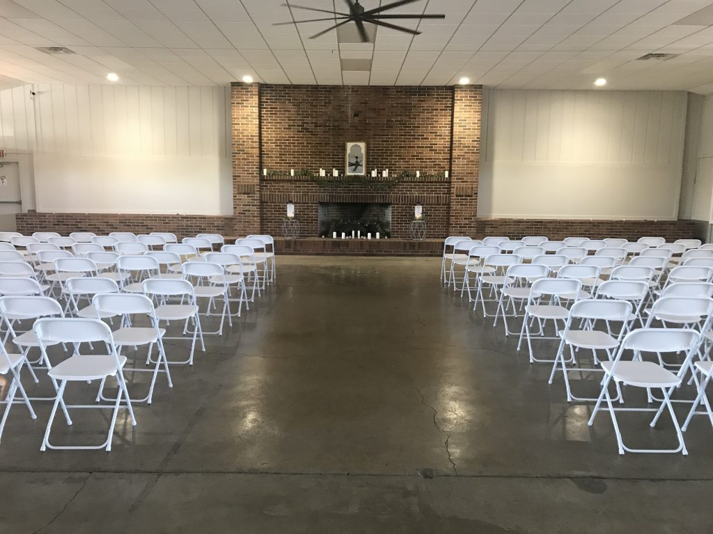 Affordable Columbus, Ohio area wedding hall